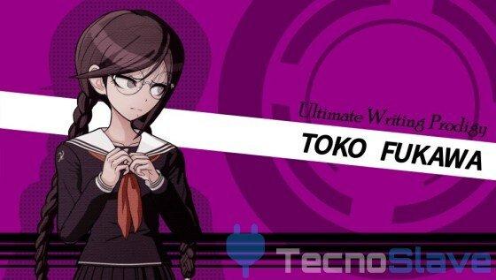 Danganronpa Trigger Happy Havoc - Toko Fukawa