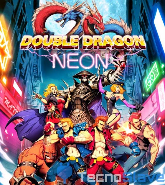 Double Dragon Neon 0124