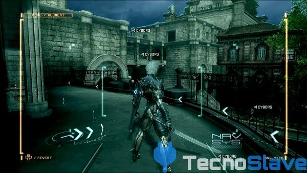Metal Gear Rising Revengeance 11