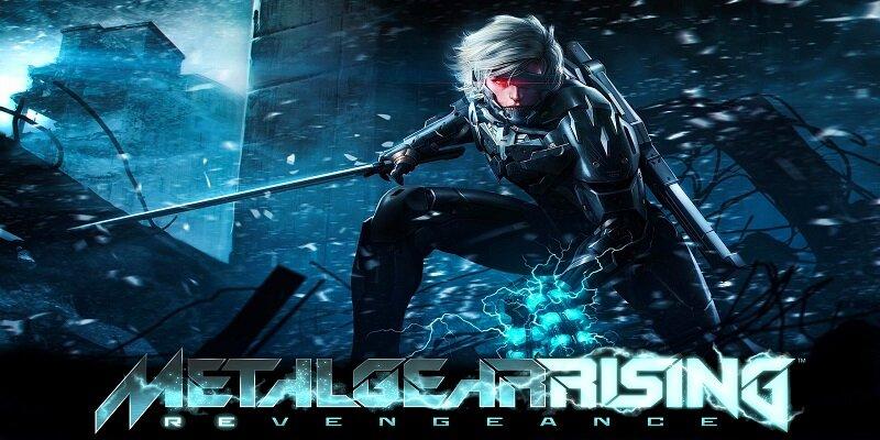 Metal Gear Rising Revengeance Portada