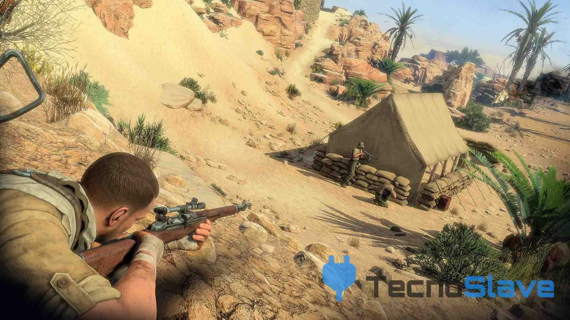 Sniper Elite 3-6