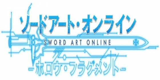 Sword Art Online Hollow Fragment Logo