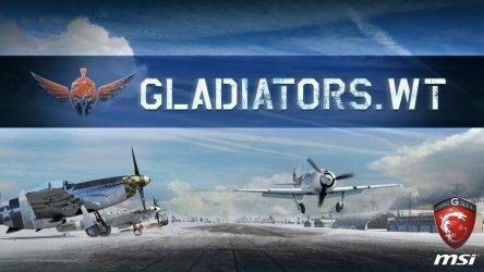 War Thunder Gladiator Tournament