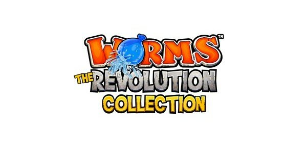Worms the Revolution Collection Logo