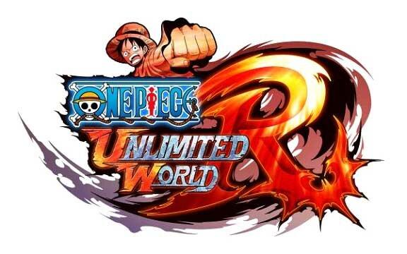 One Piece Unlimited World Logo