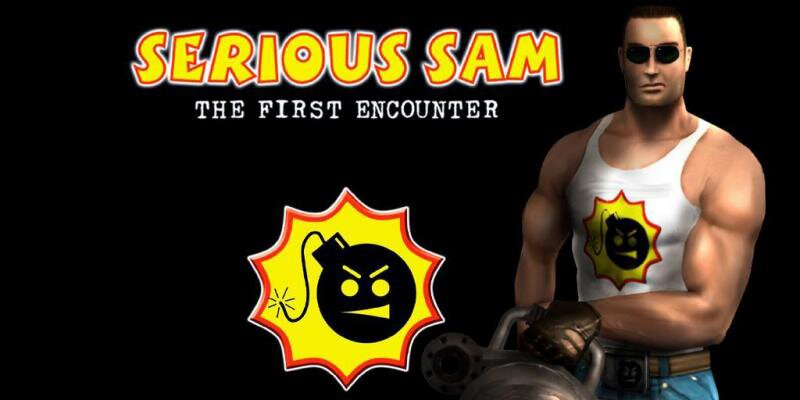 destacada serious sam