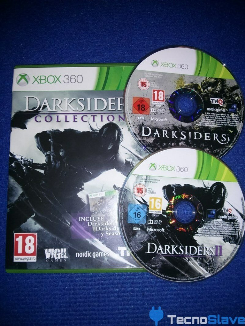 Darksiders Collection (1)