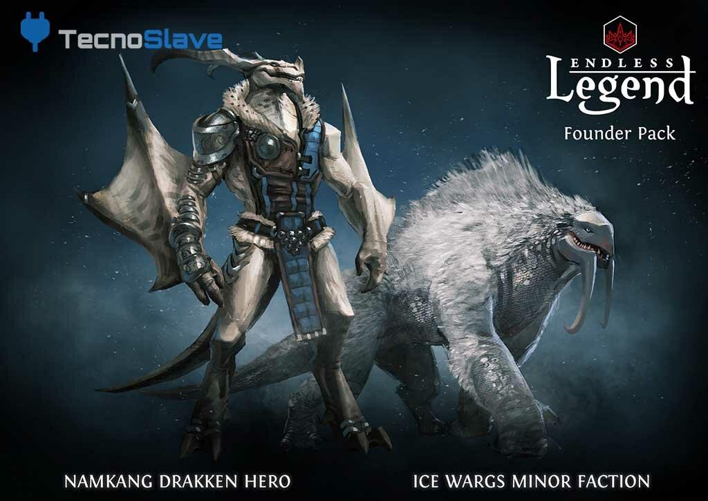 Endless Legend Founder Pack