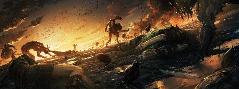 Endless Legend - Necrophage March
