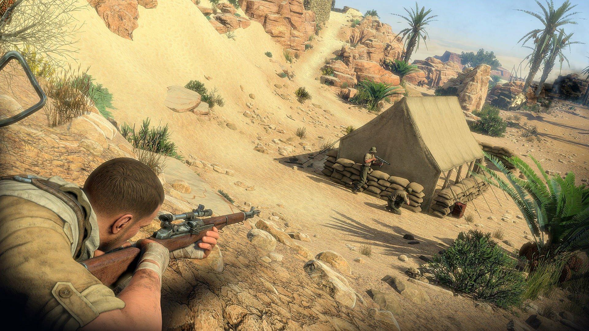 Impresiones-Sniper Elite III.