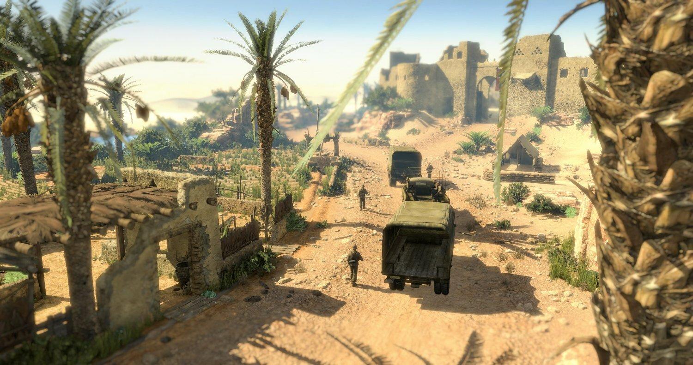 Impresiones Sniper Elite III,