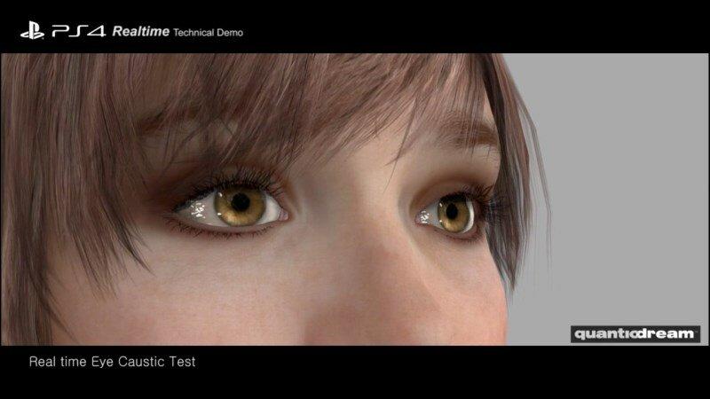 Jodie Holmes Beyond PS4
