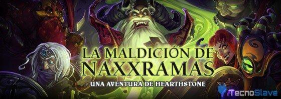 Naxxramas, primera aventura de Hearthstone