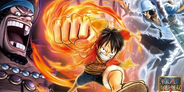 One Piece Pirate Warriors 2 - Destacada