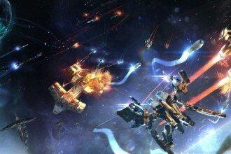 Strike Suit Zero Director's Cut PS4 destacada