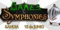 ¿Te gustaría asistir a Games&Symphonies? ¡Participa en este sorteo de una entrada doble!