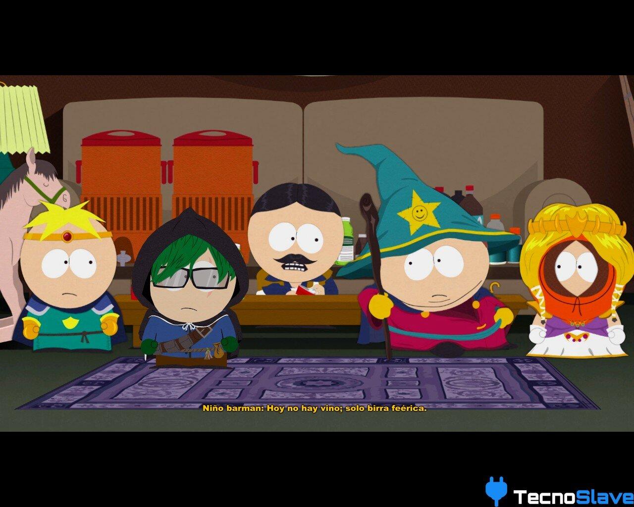 South Park-Análisis-TecnoSlave