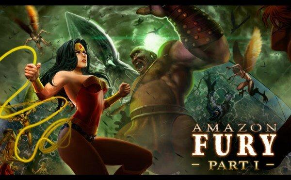 Amazon Fury parte 1