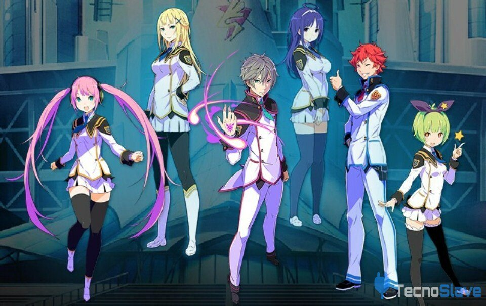Conception II Personajes