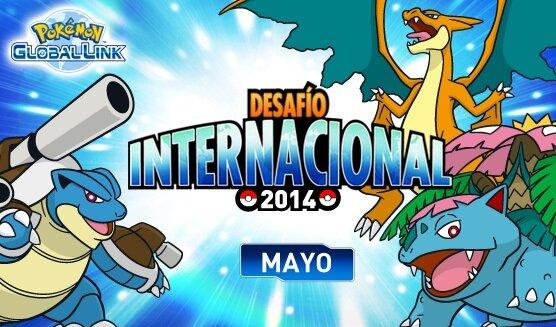 Desafio internacional pokemon