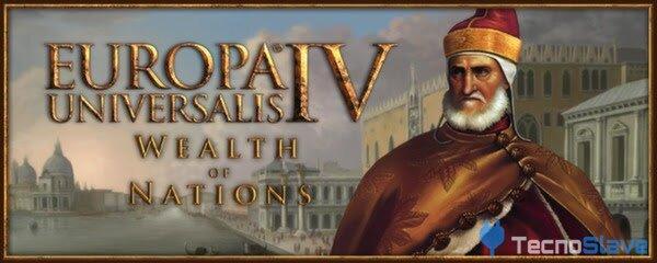 Europa Universalis IV - Wealth of Nations DLC