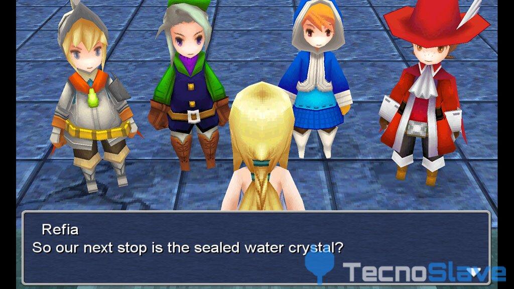Final Fantasy III - Imagen (1)