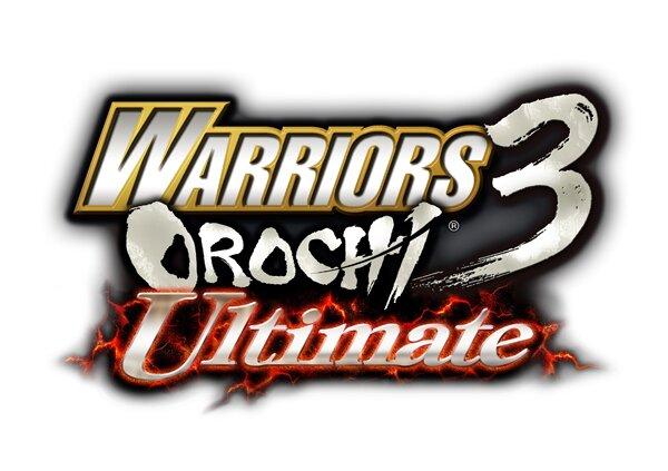 Warriors Orochi Ultimate 3 Logo