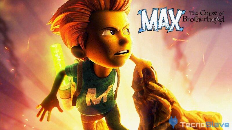 Max - The Curse of Brotherhood