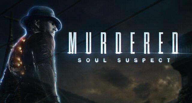Murdered Soul Suspect logo