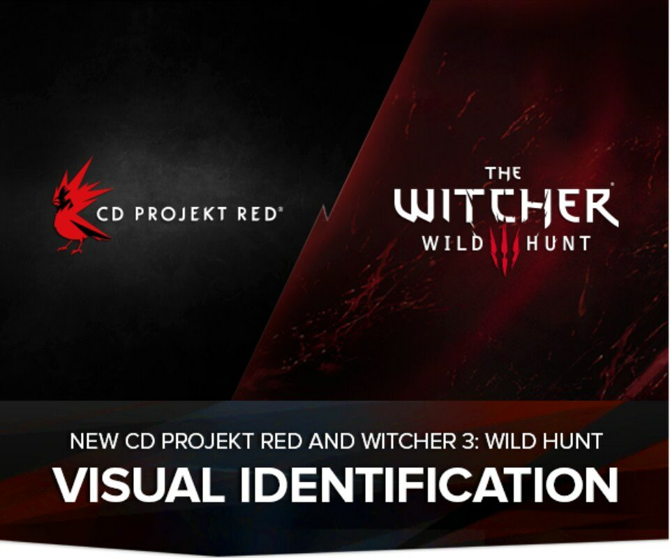 Nuevo logo CD Projekt RED y The Witcher 3