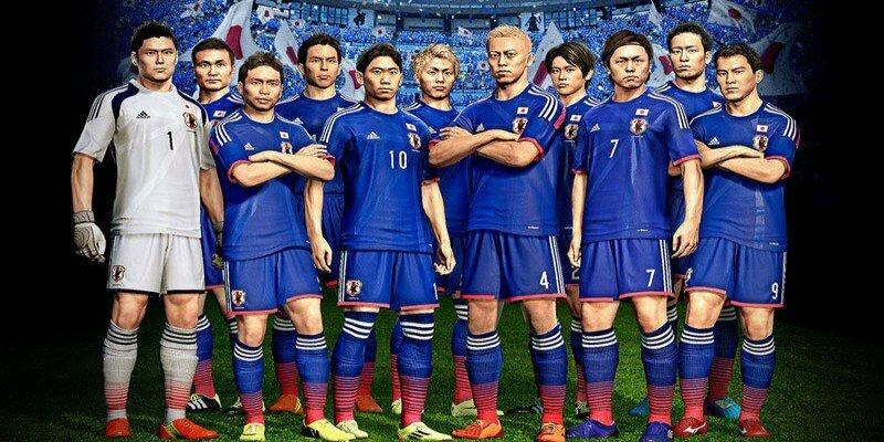 Pro Evolution Soccer 2014 Aoki Samurai no Chousen