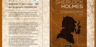 Conoce todos los videojuegos en los que ha aparecido Sherlock Holmes gracias a este libro