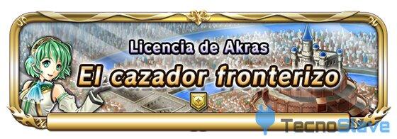 Cazador Fronterizo - Brave Frontier RPG - Banner
