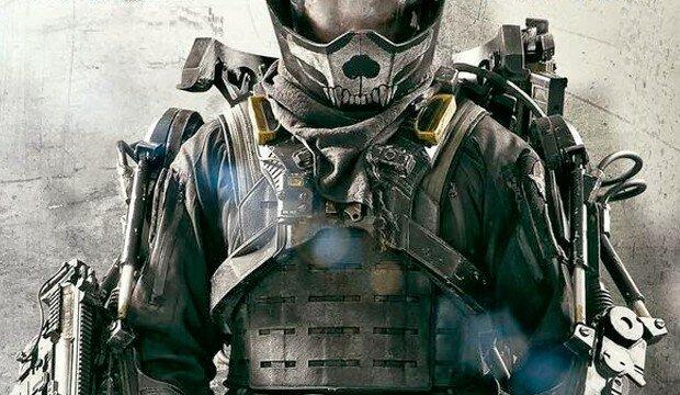 CoD Advanced Warfare exoesqueleto