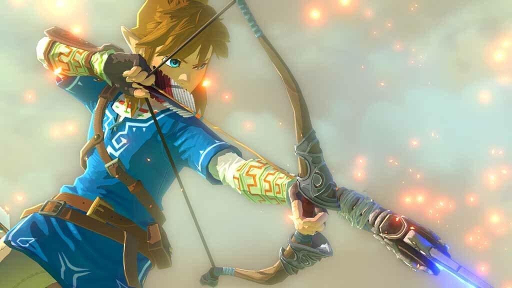 Destacada Zelda Wii U