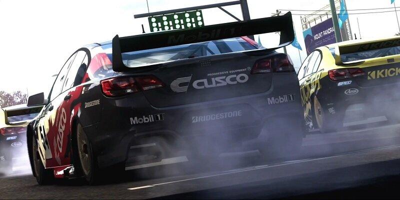 Grid Autosports - Destacada