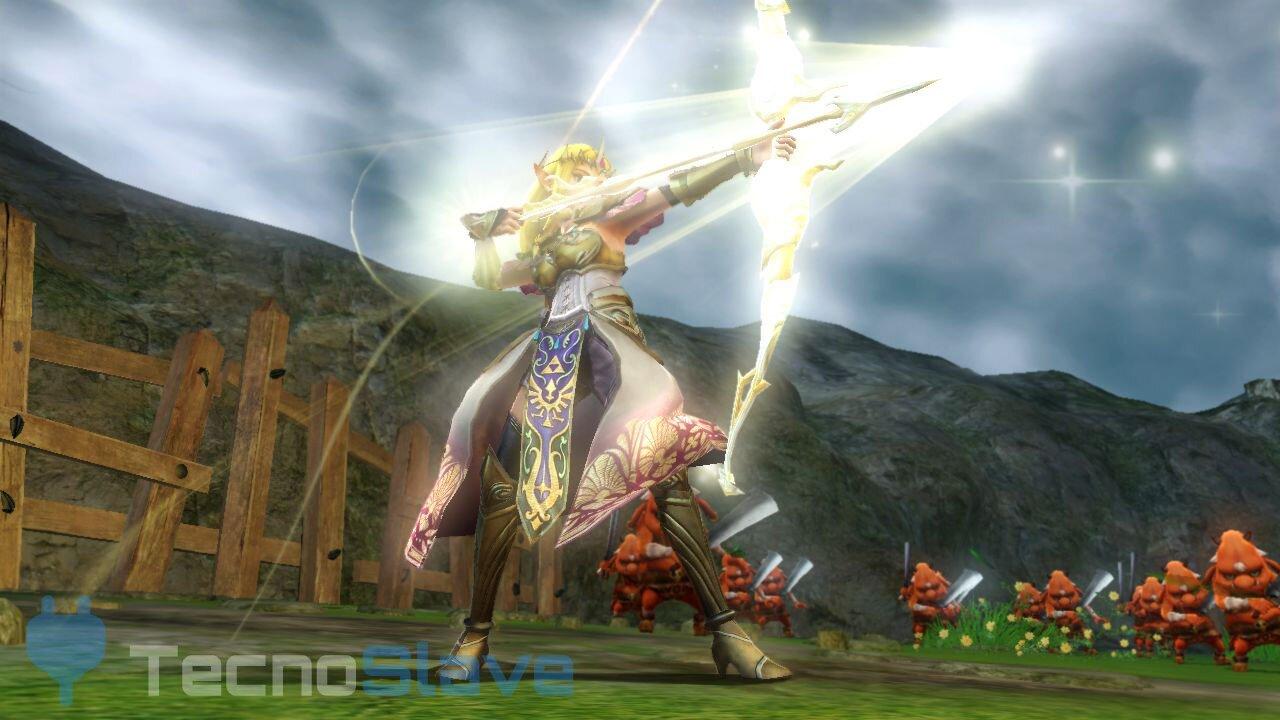 Hyrule Warriors The Legend of Zelda Link - TecnoSlave 30