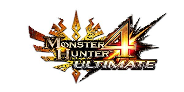 Monster Hunter 4 Ultimate - Logo