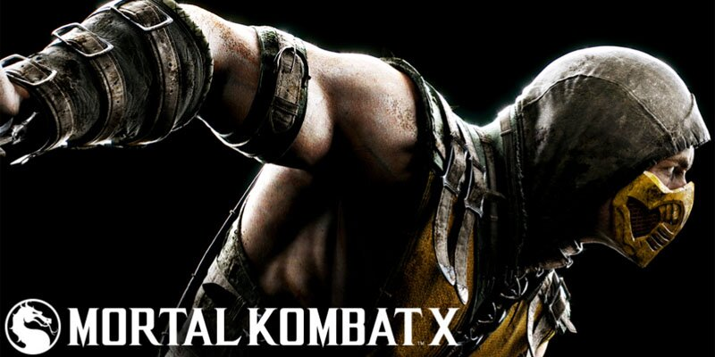 Mortal Kombat X Slider