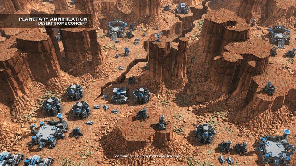 Planetary Annihilation - 9