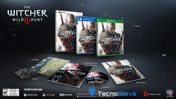 The Witcher 3 Wild Hunt Edition