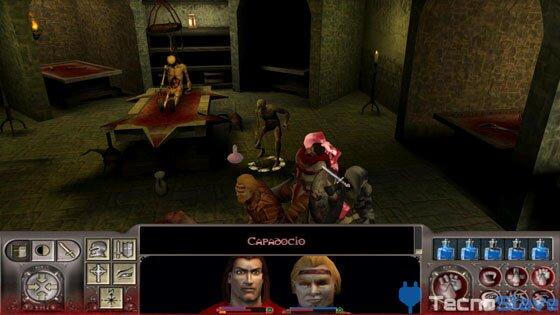 Vampire The Masquerade - Redemption 0232