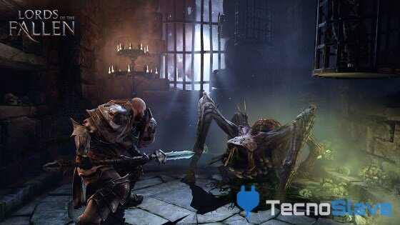 Lords of the Fallen Catacombas