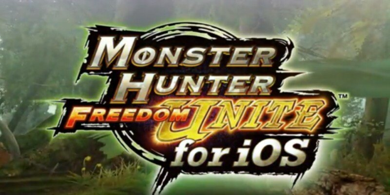 Monster Hunter Freedom Unite App Store