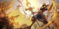 Azir, el Emperador de las Arenas, llega por sorpresa a los Campos de la Justicia