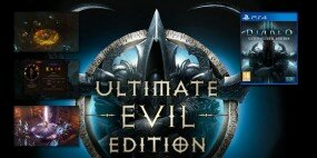 Sorteo Diablo III Ultimate Evil Edition para PlayStation 4