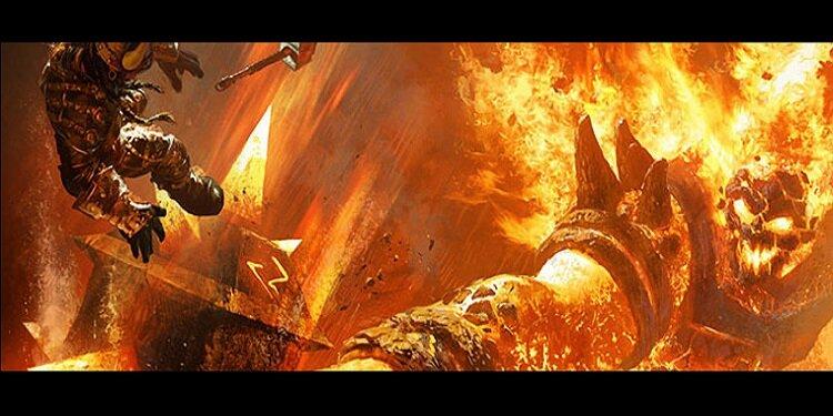 Molten Core - 10º Aniversario World of Warcraft