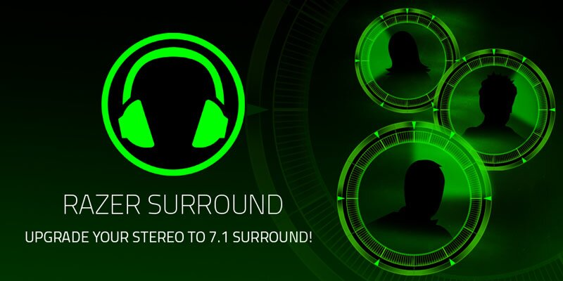 Razer Surround 7.1 - TecnoSlave