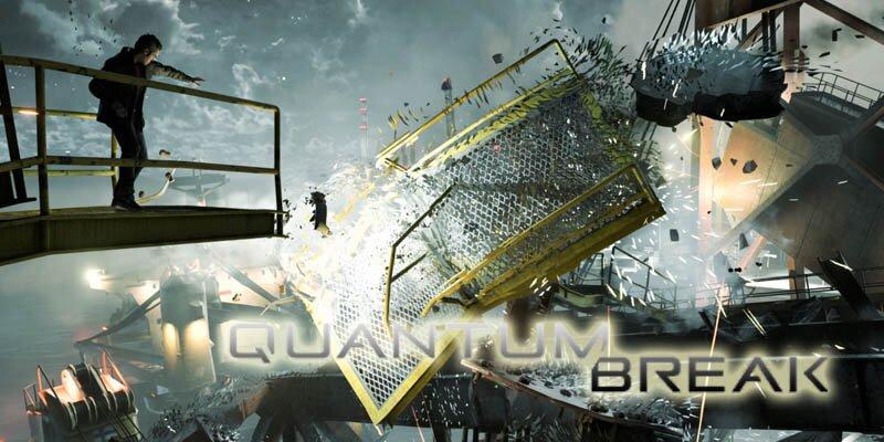 Slider Quantum Break Gamescom 2014