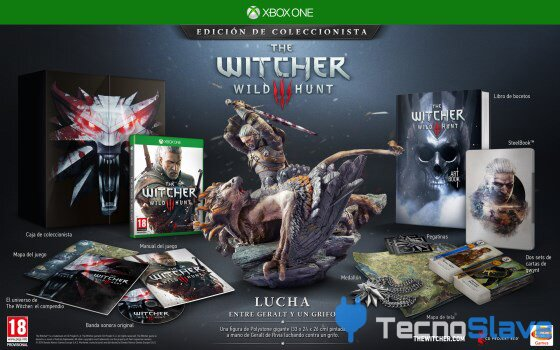 The_Witcher_3_Wild_Hunt_Edición_Coleccionista_Xbox_One